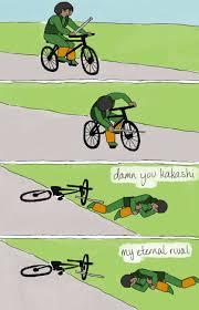 Bike Crash Meme - crash memes
