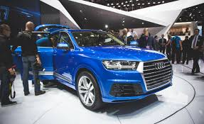 audi suv q7 interior 2016 audi q7 photo and info u2013 news u2013 car and driver