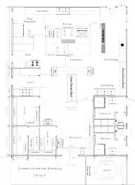 restaurant kitchen design layout perfect and ideas with island pdf