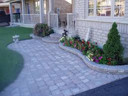 entrance stones u0026 interlock natural stone landscaping patio