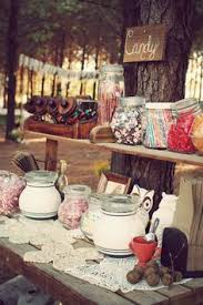 Vintage Candy Buffet Ideas by Bargain Challenge Creating A Cheap Candy Buffet For Your Wedding