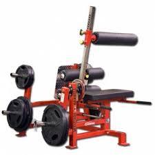 Glute Ham Raise Bench Westside Inverse Curl Pro Watson Gym Equipment