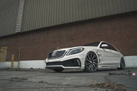 bagged mercedes s class wald black bison w222 mercedes s class mppsociety