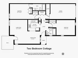 2 bedroom cabin plans 2 bedroom country cottage plans home plans ideas