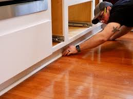 kitchen cabinet base moulding how to install kitchen cabinets and remove them