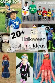 4 Person Halloween Costume Ideas Funny 20 Sibling Halloween Costumes