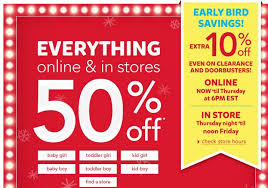 rc willey black friday sales carter u0027s 50 off everything extra 10 off for early birds