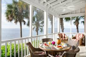 Patio Furniture Mt Pleasant Sc by Media Press Print The Cottages On Charleston Harbor