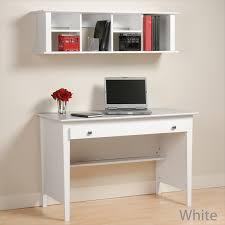 Contemporary Computer Desk Contemporary Computer Desk U0026 Wall Mounted Desk Hutch Combination