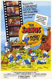 smurfs magic flute