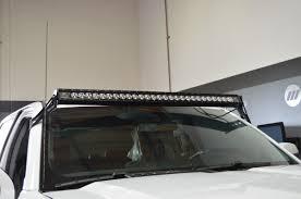 Rigid 50 Led Light Bar by Radiating Light Installing A Rigid Industries Radiance Led Light