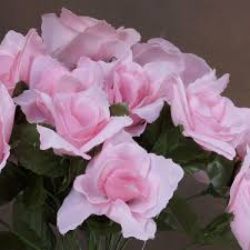 roses for sale 252 silk open roses wedding flowers bouquets wholesale supply