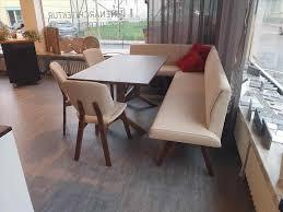 sessel dã nisches design bank and stato eckbankgruppe mit ausziehtisch bench u more