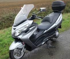 2008 suzuki an400 burgman k8 sussex bike traders