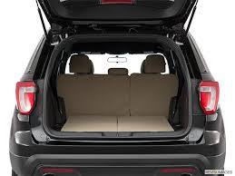 ford explorer trunk space ford explorer bloomsburg and berwick