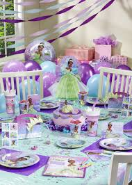 bday party decorations at home interior design simple princess themed birthday party