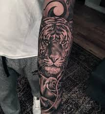 Tattoos Forearm - 100 forearm sleeve designs for manly ink ideas