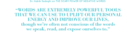 negative energy experiment the scary power of negative words goop