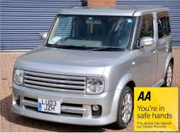 honda cube used nissan cube automatic for sale motors co uk