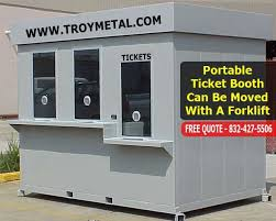 portable photo booth for sale 10 best portable ticket booths images on ticket