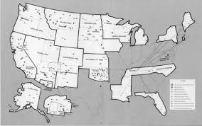 Native American Map Of Usa by If You Knew The Conditions