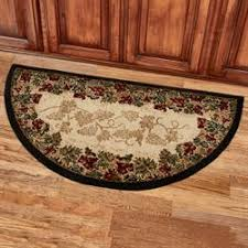 Jacquard Kitchen Rugs Grapes Kitchen Decor Touch Of Class