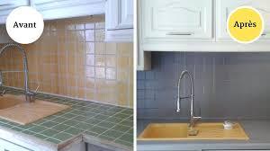 plan de travail en r駸ine pour cuisine peinture resine pour carrelage que peut on mettre sur un plan de