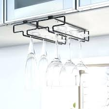 outstanding under cabinet wine rack ikea 33 on home remodel ideas