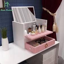 bedroom minimalist dresser portable window makeup cabinet in