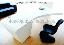 Curved Office Desk Furniture Office Desk Curved Wonderful Graceful Contemporary Office Desk