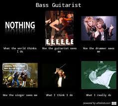 Bass Player Meme - ermahgerddddddd the big hiatus alternative control