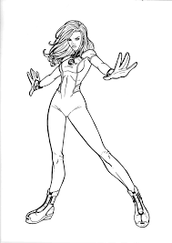 black suit spiderman coloring pages