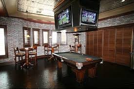 man cave table and chairs setting up your man cave for super bowl sunday abode