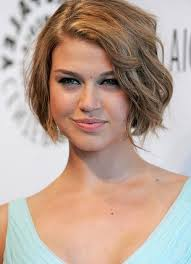 exciting shorter hair syles for thick hair 20 photo of short hairstyles wavy thick hair