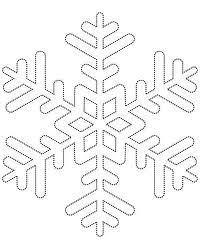 como hacer copos de nieve de papel as making paper snowflakes