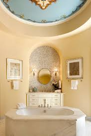 Mediterranean Bathroom Ideas by Images About Master Bathroom On Pinterest Half Walls Toilets And
