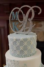 monogram cake toppers for weddings wedding cake topper monogram cake topper wedding cake