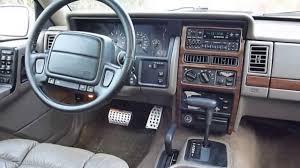 baja jeep grand cherokee jeep grand cherokee 5 2 ltd 1995 youtube