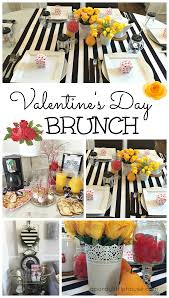 Valentines Day Tablescapes Valentine U0027s Day Archives A Purdy Little House