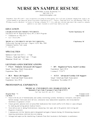 nursing resume with experience best nurse resume sle without experience exle nursing