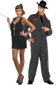 25 best couples u0027 costumes for halloween gangsters flappers and