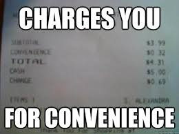 Meme Store - charges you for convenience scumbag convenience store quickmeme
