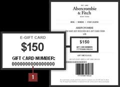 e giftcard abercrombie