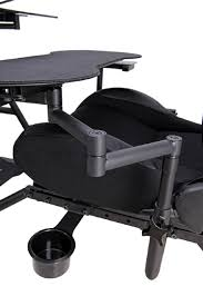 Pc Gaming Desks R3volution Gaming Cockpit Pc Gaming Desk Obutto