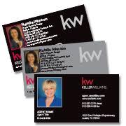 Keller Williams Business Cards Keller Williams Marketing Materials