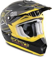 rockstar motocross helmet 109 95 answer youth nova rockstar helmet 106298