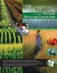 university of wyoming extension wyoming pesticide applicator