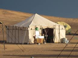 desert tent cing in the roughing it moroccan style desertusa