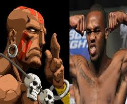 street fighter ii and their mma counterparts mmasucka com
