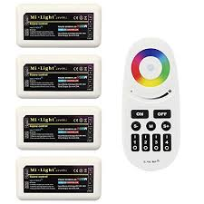 wireless 2 4g rf rgb white warm white controller kit